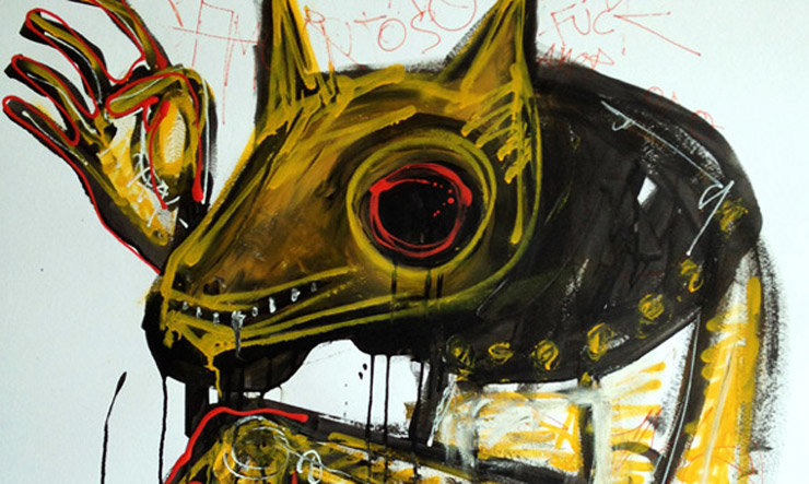 Fifty24sf Gallery Presents: Saner new works (San Francisco, CA)