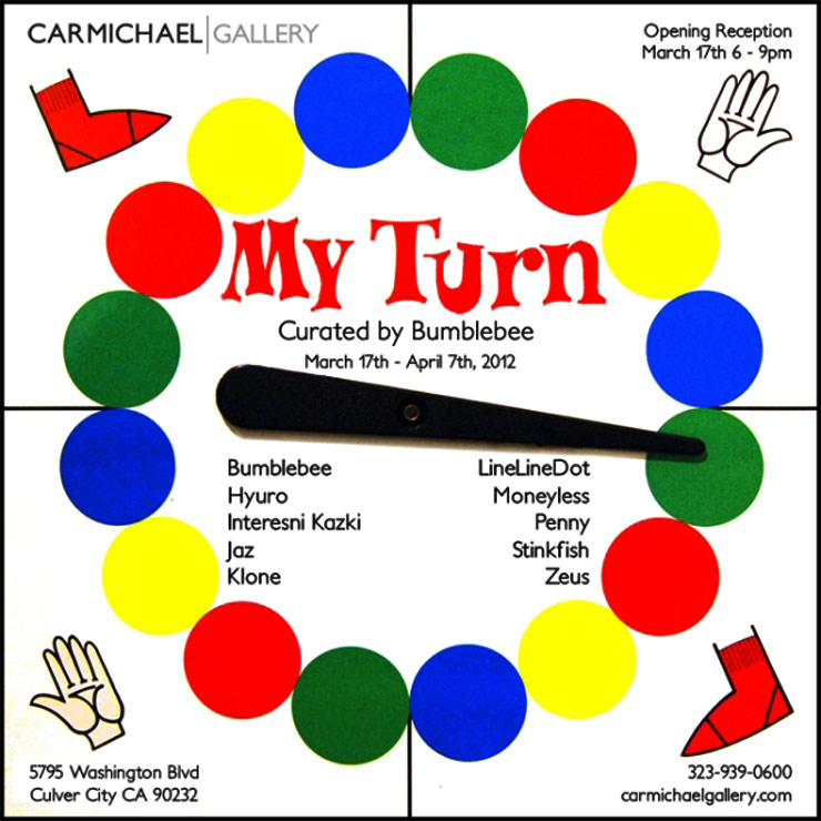 Carmichael Gallery Presents: