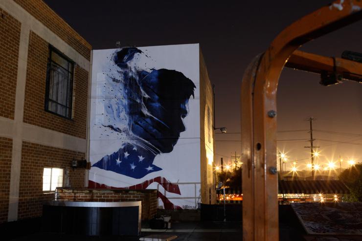 LA + Auckland Honor Askew One, Graffiti and Street Artist