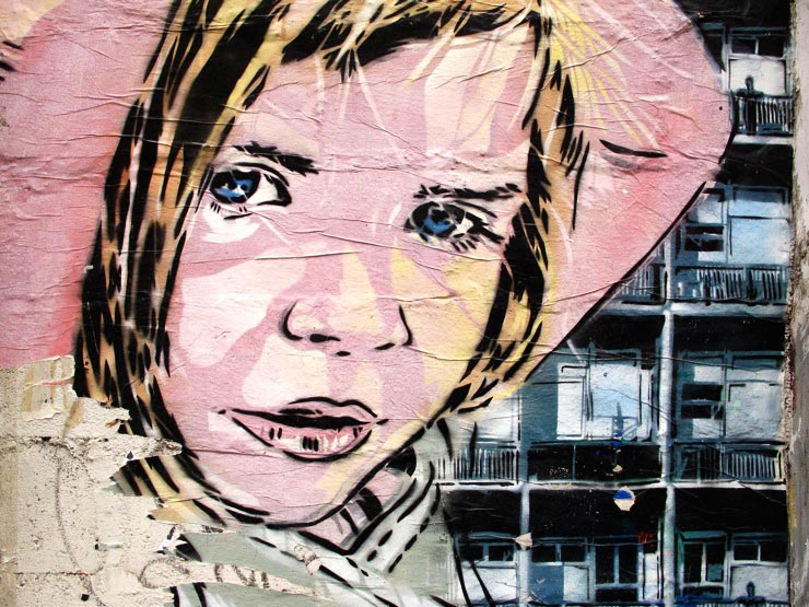 Springtime in Paris : Une Petite Revue of New Street Art