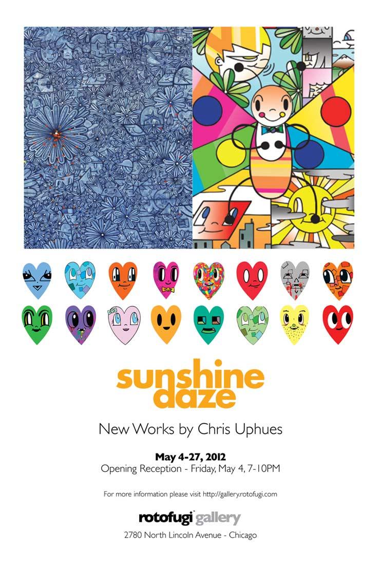 Rotofugi Gallery Presents: Chris Uphues