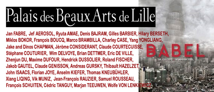 Palais de Beaux Arts de Lille Presents: