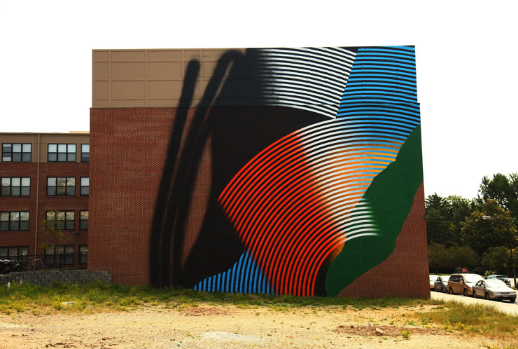 MOMO Up In The Air: Geometry, Color and Balance in Baltimore