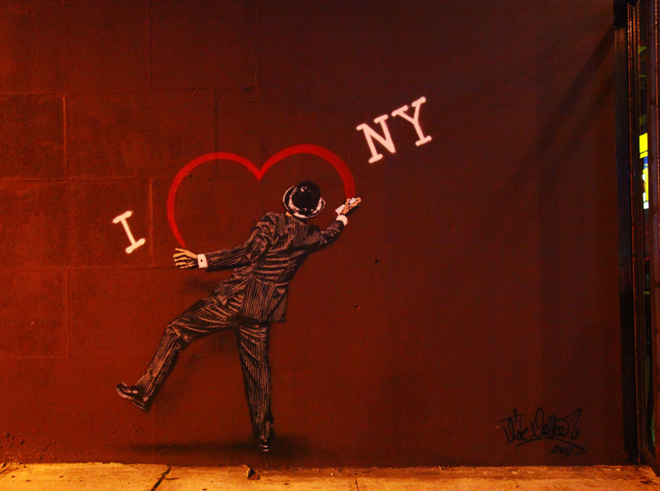Nick Walker Loves NY