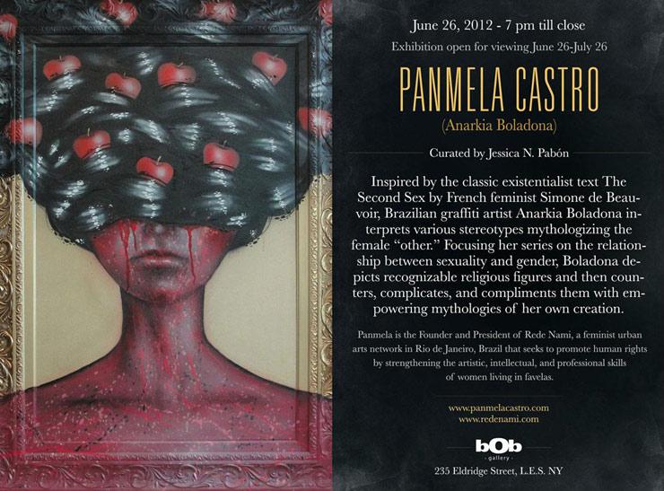 Bob Bar Presents: Pamela Castro AKA Anarkia Boladona