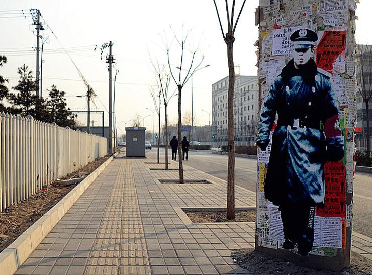 ROBBBB : Street Art in Beijing