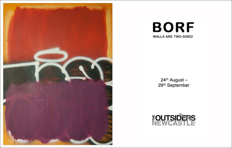 The Outsiders Presents: Borf