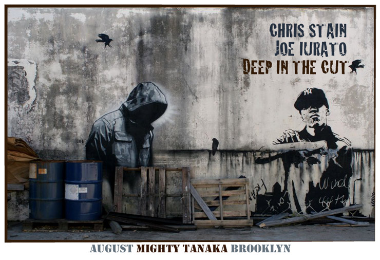 Mighty Tanaka Gallery Presents: Chris Stain and Joe Iurato