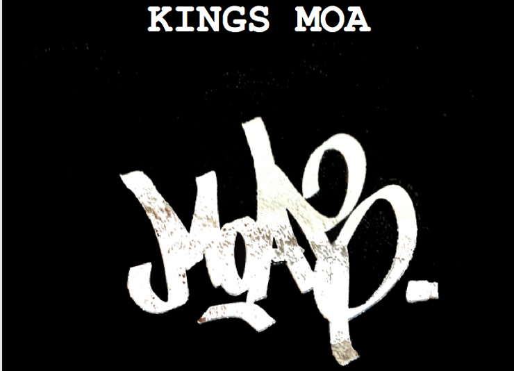 Monsters of Art Gallery Presents: Kings Moa (London, UK)