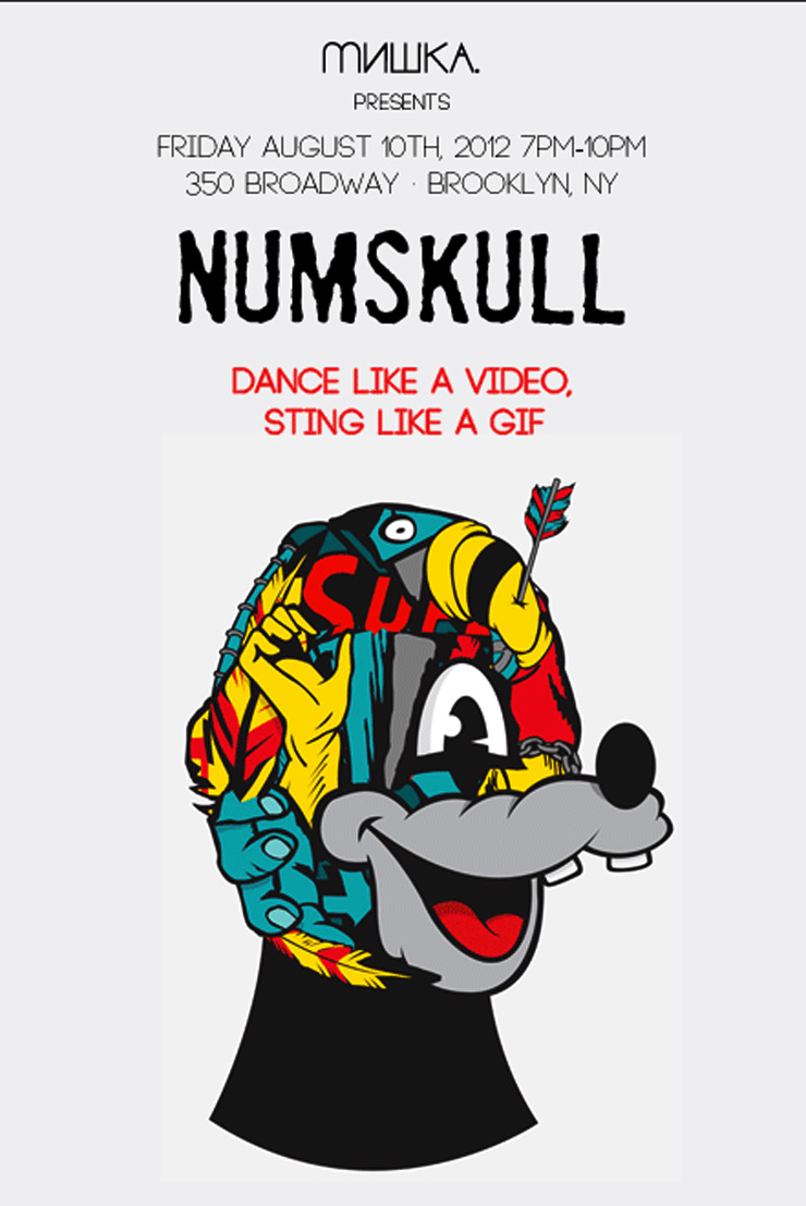 Mishka Presents: Numskull