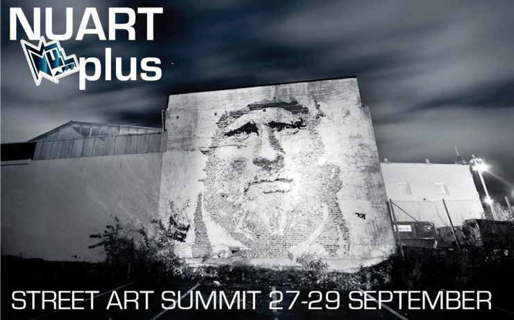 Nuart Presents: Nuart Plus International Street Art Summit (Stavanger, Norway)