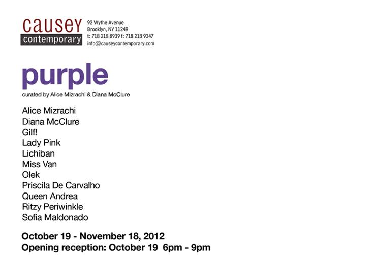 Causey Contemporary Gallery Presents: