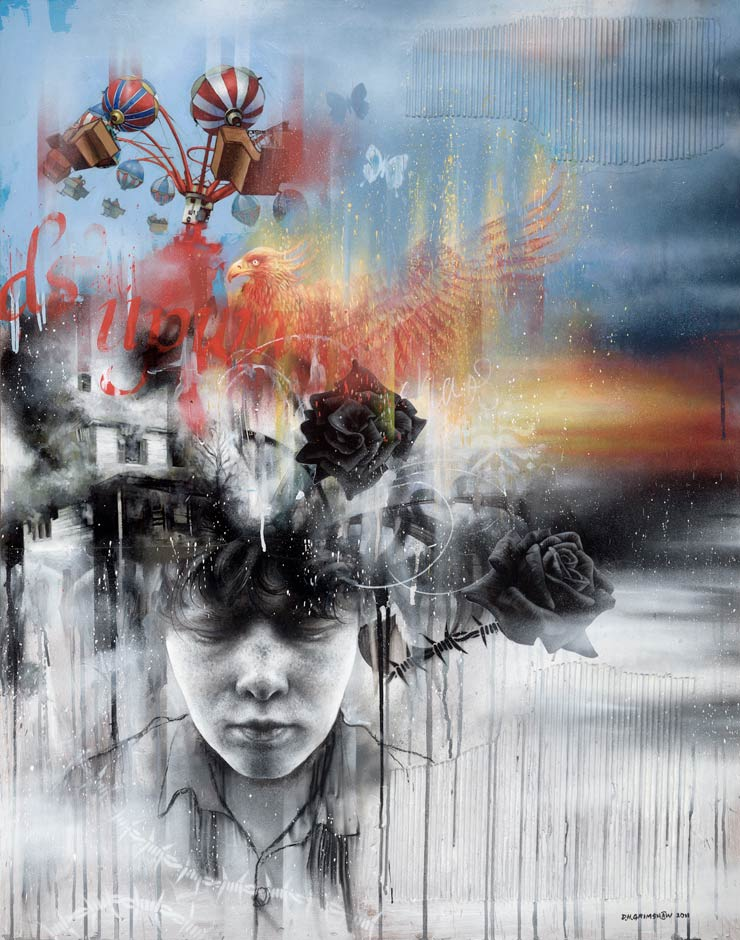 Signal Gallery Presents: Dale Grimshaw