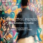 "Fabien Castanier Gallery Presents: JonOne ""A Beautiful Madness"" (Studio City, CA)"