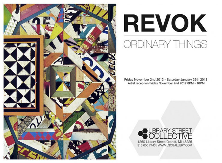 Library Street Collective Presents: Revok