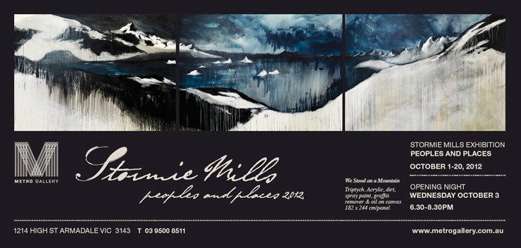 Metro Gallery Presents: Stormie Mills