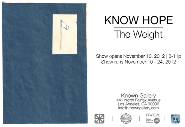 Known Gallery Presents: Know Hope