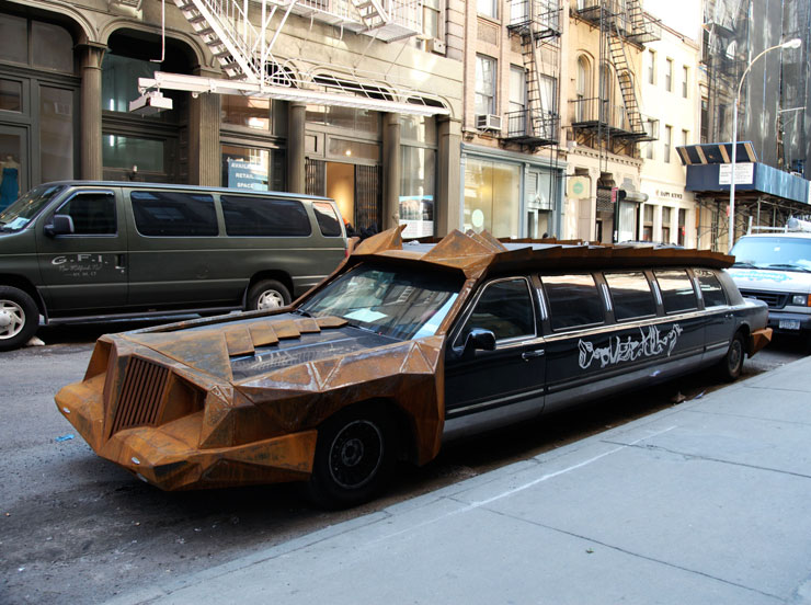 Heavy Metal on the Street, Sculpture With Staying Power