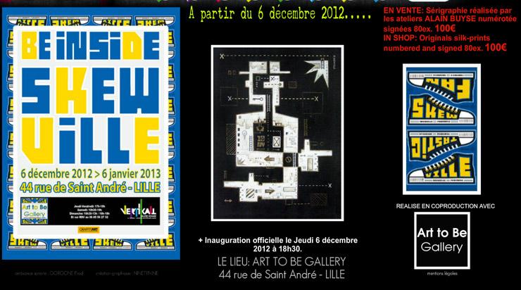 Vertikall Galerie Presents: Skewville