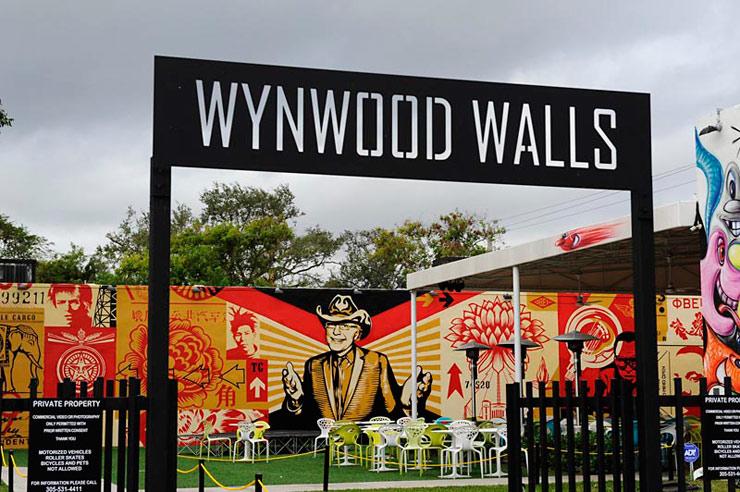 Shepard ... & FIRST LOOK at Miami 2012: Walls Street Art Action! : Brooklyn ...