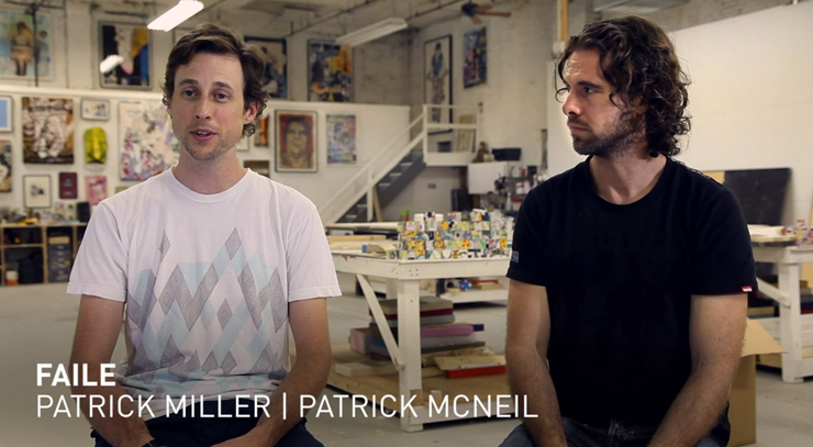 Faile Going to the NYC Ballet (VIDEO)