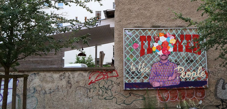 Various & Gould and Flower Power in Berlin
