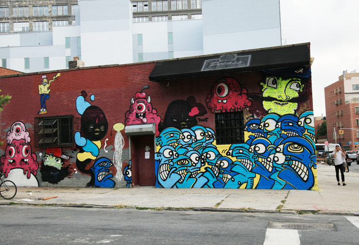 brooklyn-street-art-buffmonster-galo-the-london-police-microbo-bo130-jaime-rojo-08-11-13-web-1