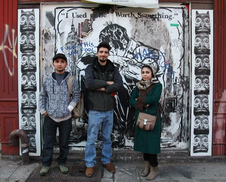 Kabul to Brooklyn, Street Art and Graffiti as Common Ground