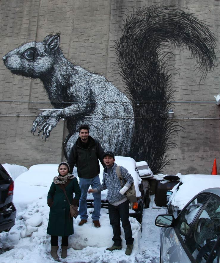 brooklyn-street-art-Abul-Qasem-FOUSHANJI-Ommolbanin-HASSANI-Sayed-Mohebullah-RAMIN-NAQSHBANDI-jaime-rojo-02-10-14-web-5
