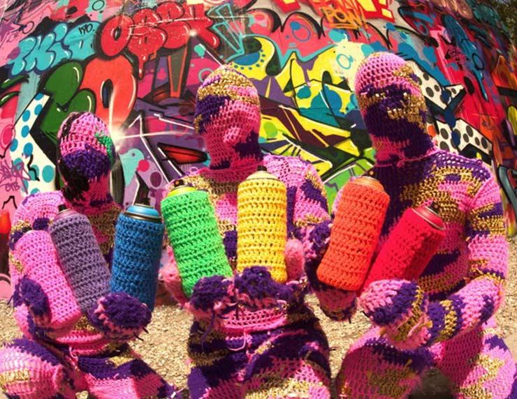 Brooklyn-Street-Art-OLEK-Houston-Wall-Rainbow-May17-2014-740