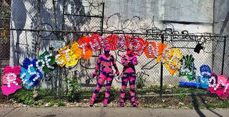 Brooklyn-Street-Art-OLEK-fence-Houston-Wall-Rainbow-May17-2014-740