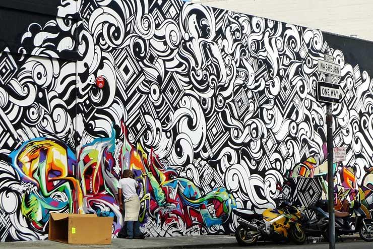 Brooklyn-Street-Art-copyright-msk-graffiti-artists-revok- & Itu0027s All the Rage Street Artists Filing Lawsuits Left and Right ...