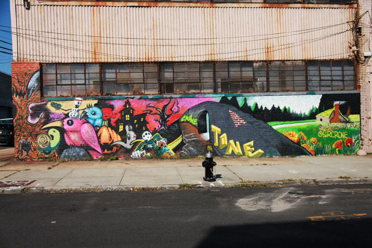 brooklyn-street-art-sircrone-must-survive-today-yes-one-jaime-rojo-10-26-14-web