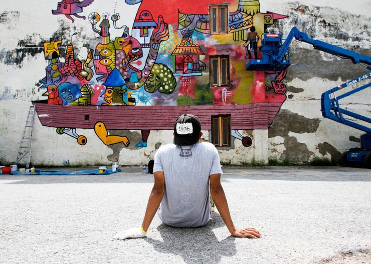 brooklyn-street-art-4some-henrik-haven-penag-malaysia-urban-exchange-11-14-web-1