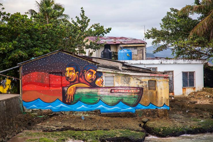 brooklyn-street-art-entes-artesano-project-tost-films-mario-ramirez-Rio-San_Juan-Dominican-Republic-12-2014-web-1