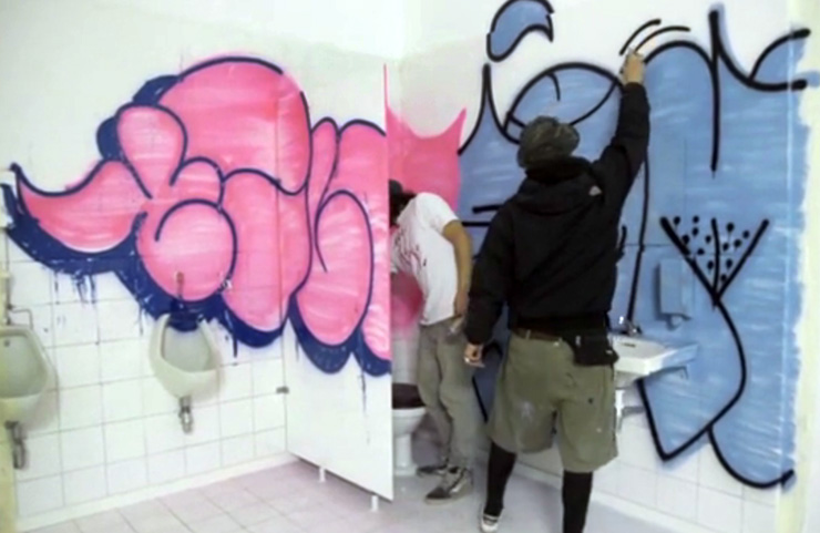Brooklyn-Street-Art-Tilt-Nuart-schizophrenic-bathroom-740-Screen-Shot-2015-02-04-at-7.47