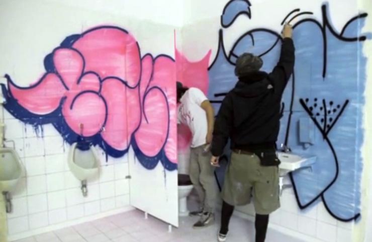 Brooklyn-Street-Art-Tilt-Nuart-schizophrenic-bathroom-740-Screen-Shot-2015-02-04-at-7.47