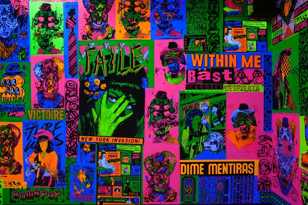 FAILE & BÄST Come to Brooklyn Museum This July