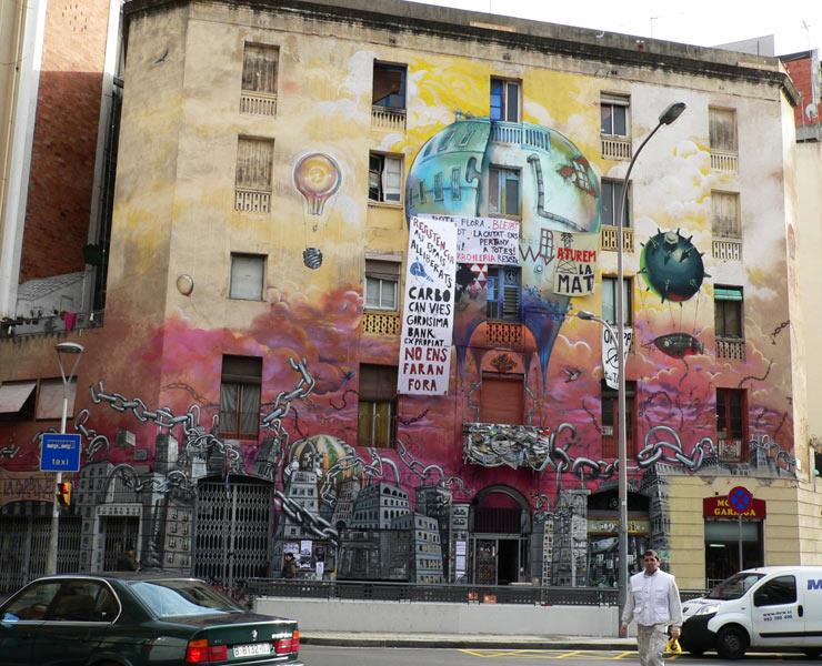 brooklyn-street-art-lluis-olive-bulbuena-barcelona-Feo-Flip-roc-blackblock-2014-web