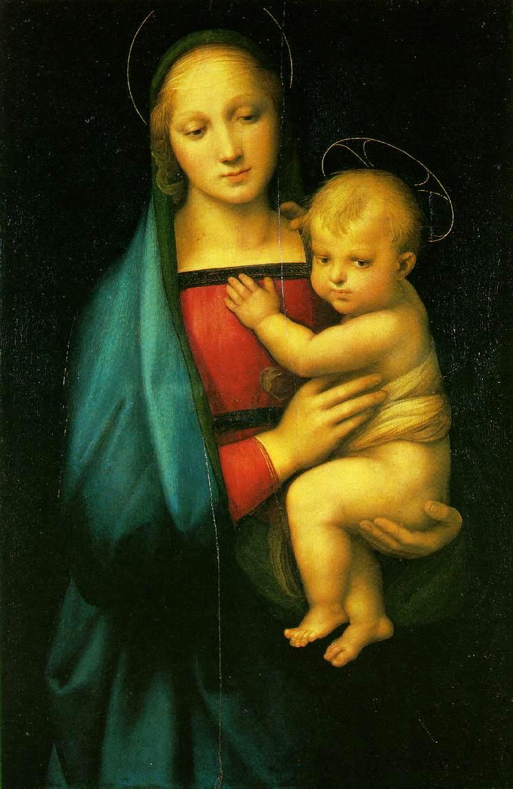Raphael_-_Madonna_dell_Granduca