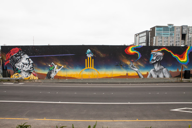 brookllyn-street-art-ryan-montoya-ernest-doty-Athen-B-Gallery-brock-brake-web-1