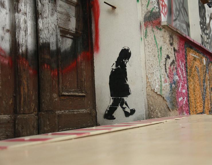 feel free at urban spree berlin brooklyn street art. Black Bedroom Furniture Sets. Home Design Ideas
