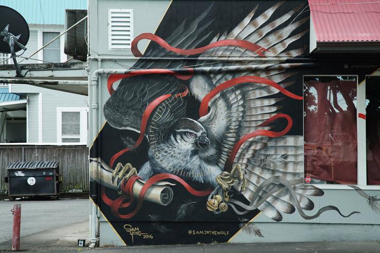 Meggs | Brooklyn Street Art