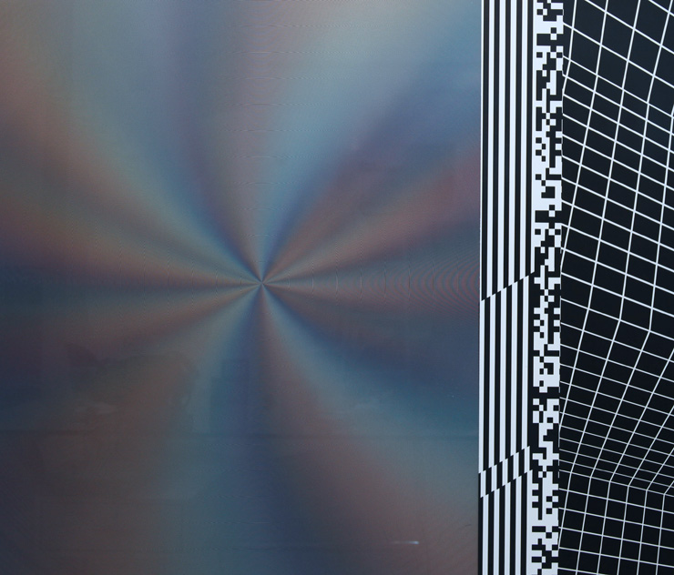 Felipe Pantone. Detail. Planned Iridescence. GR Gallery. NYC. October 1b164f525