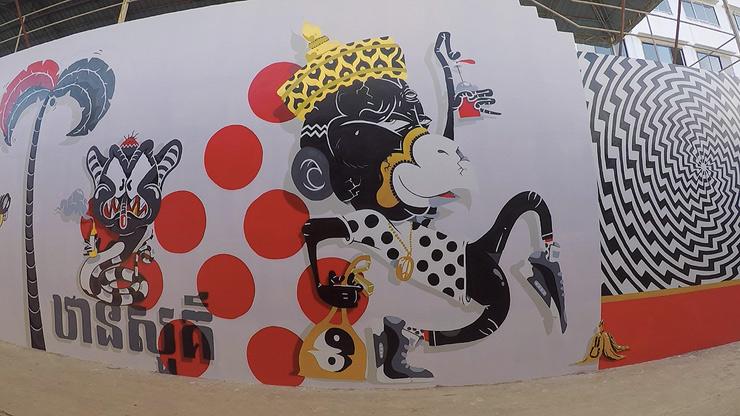 Postcards from The Yok & Sheryo in India, Sri Lanka