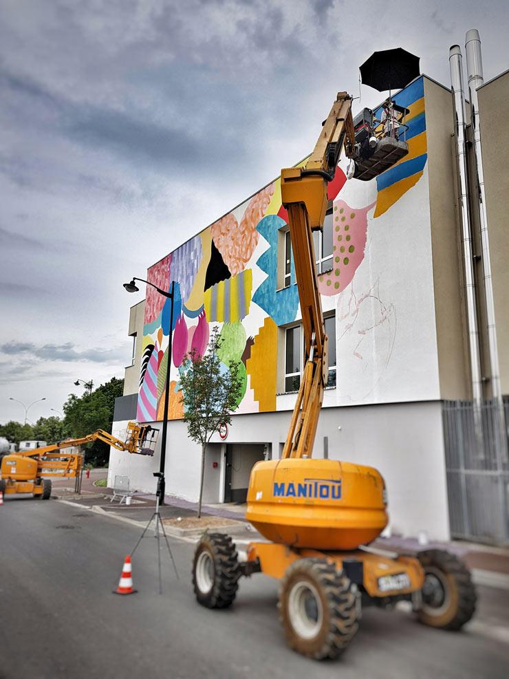 Brooklyn street art - Expo street art paris ...