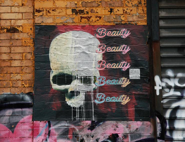 Edgar Allan Poe Brooklyn Street Art