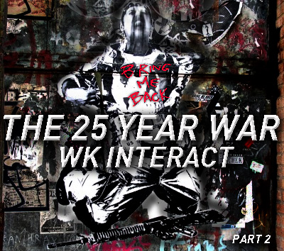 The 25 Year War: WK Interact in New York, Part 1