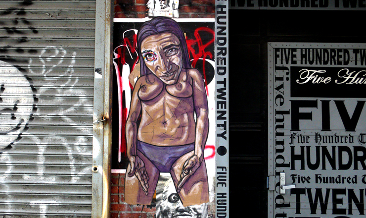 Quel Beast: Street Art, Hip Hop, and Cross-Undressing