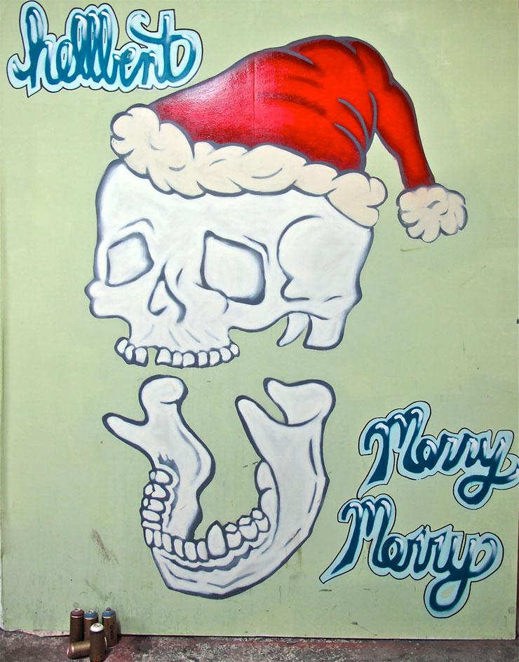 Merry Hellbent!